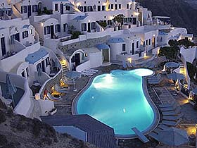 Santorini Island Greece Hotels 2018 World S Best Hotels